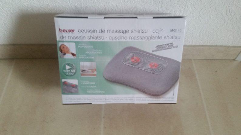 Beurer Massagekissen