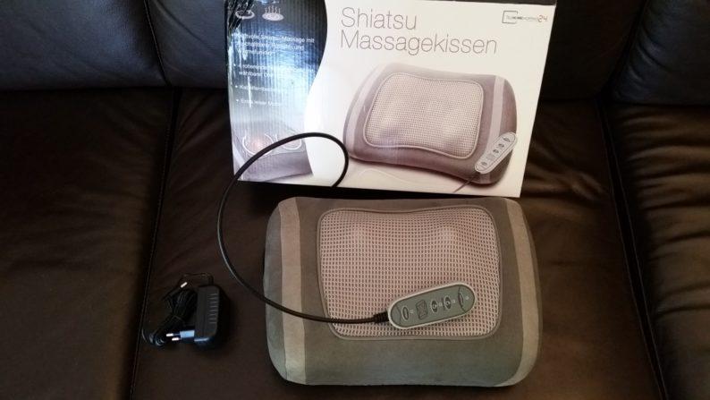 Shiatsu-Massagekissen im Test