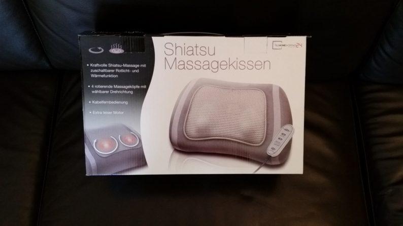 Shiatsu-Massagekissen